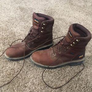 """""""Ariat """" Composite Toe/Waterproof Work Boots"""